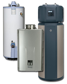 Ardmore Gas, Tankless and Heat Pump Water Heaters